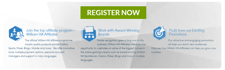 registration for partners william hill